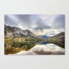 Lake Enol Canvas Print