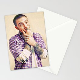MAC MILLER---Canvas III Stationery Cards
