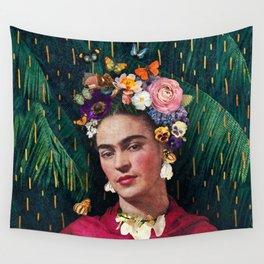 Frida Kahlo :: World Women's Day Wall Tapestry