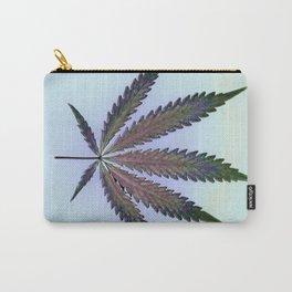 Hemp Lumen #7  Marijuana, Cannabis Carry-All Pouch