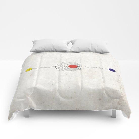 minimaldopplereffect Comforters