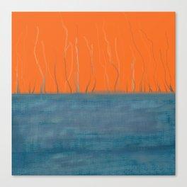Threadbare Canvas Print