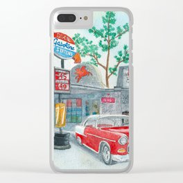 In My Chevrolet Clear iPhone Case