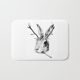 Sargeant Slaughtered Bath Mat