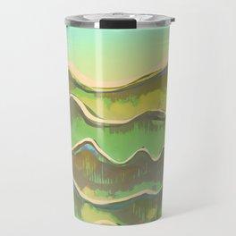 Magic Flight over the Sea of Clouds Travel Mug