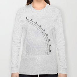 London Eye Monochrome Long Sleeve T-shirt