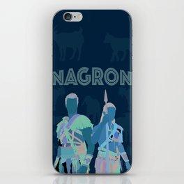 Nagron Goat Farm (Spartacus) iPhone Skin