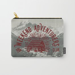Weekend Adventurers Club Carry-All Pouch