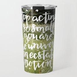 rumi field Travel Mug