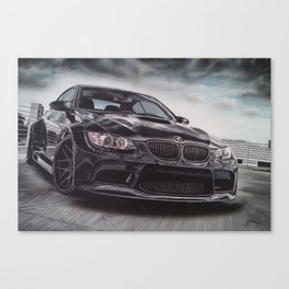 Sport Car Canvas Print