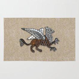 Mosaic Griffin Rug