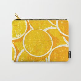 Orangy Oranges Carry-All Pouch