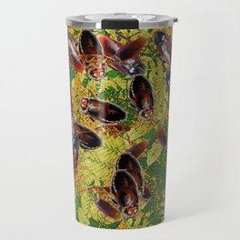 Cockroaches Travel Mug