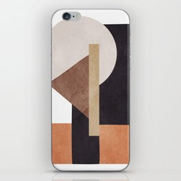 Abstract Geometric Art 10 iPhone Skin