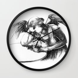 Absence of Dream Wall Clock