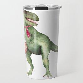 T-T-Terry T-Rex Travel Mug