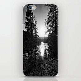 Devils Lake iPhone Skin