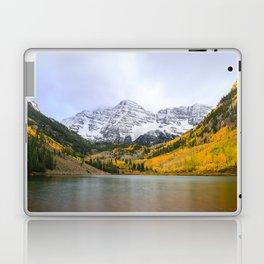 Maroon Bells Fall Laptop & iPad Skin