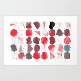 "Math Art Digital Print - ""blackjack caRds"" Art Print"