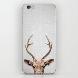 Deer - Colorful iPhone Skin
