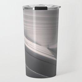 White Spaces Travel Mug