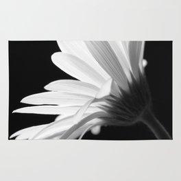 Flower BW Rug
