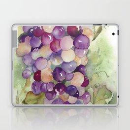Wine Grapes 2 Laptop & iPad Skin