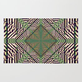 Imprisoned Reality Rug