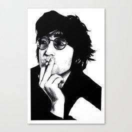 Johnny Boy Canvas Print