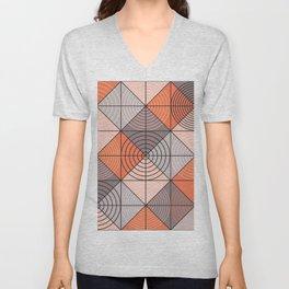 Triangle #2 Unisex V-Neck