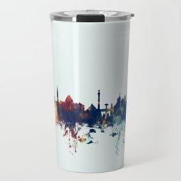 Stuttgart Germany Skyline Travel Mug