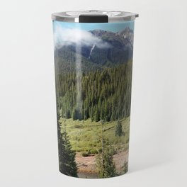 Mineral Creek - Heart of the 1880's Silver and Gold Rush in the San Juans Travel Mug