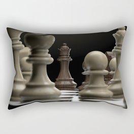 I Dare You To Move Rectangular Pillow