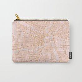 Winnipeg map, Canada Carry-All Pouch
