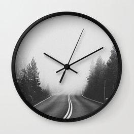 ROAD TRIP II / Colorado Wall Clock