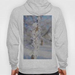 Snow crystal Hoody