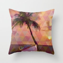 Bobbing Throw Pillow