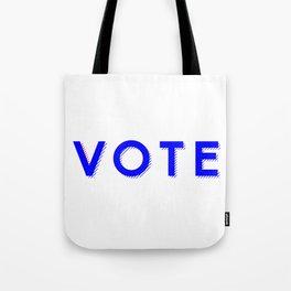 Vote Baby Vote 040416 Tote Bag