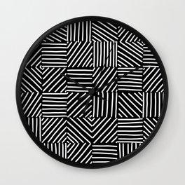 Sketching Abstraction Wall Clock
