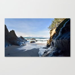 Yoakam Point Canvas Print
