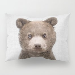 Baby Bear - Colorful Pillow Sham
