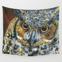 Octavious by Teresa Thompson Wall Tapestry