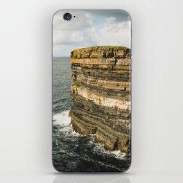 Dun Briste iPhone Skin