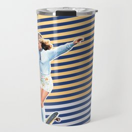 Skate Like a Girl 02 Travel Mug