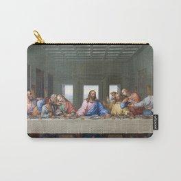 The Last Supper by Leonardo da Vinci Carry-All Pouch