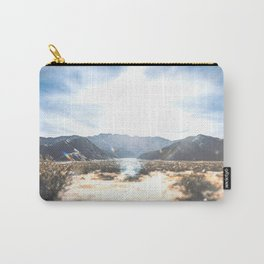 Palm Springs Mountain View Carry-All Pouch