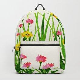 Wildflowers III Backpack