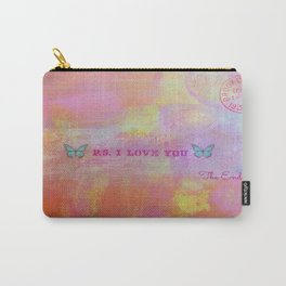 P.S. I Love You Carry-All Pouch