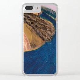 Bachmors Embrace II Clear iPhone Case