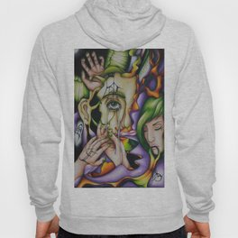 Don't See No Evil, Don't Speak No Evil, and Don't Hear No Evil Hoody